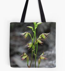 unnamed little duck orchid. Tote Bag