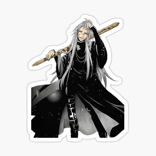 Enterrador - Black Butler Pegatina