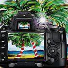 PEPPERMINT BEACH by WhiteDove Studio kj gordon