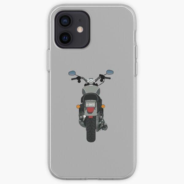 Davidson Sportster Vector  iPhone Soft Case