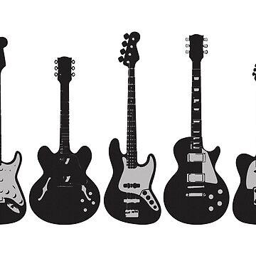 Guitar by metalcharisma