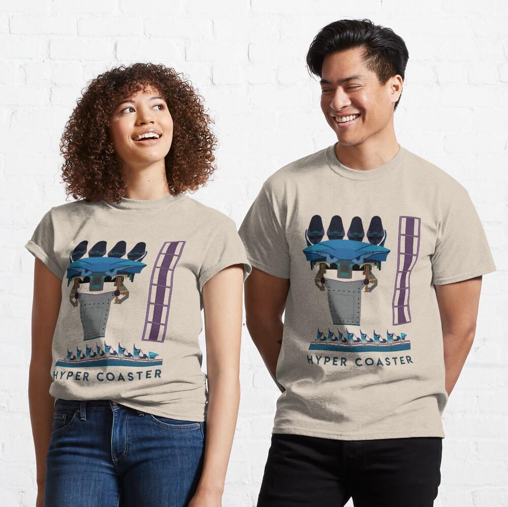 B&M Hyper Coaster Art Design - Maako Classic T-Shirt