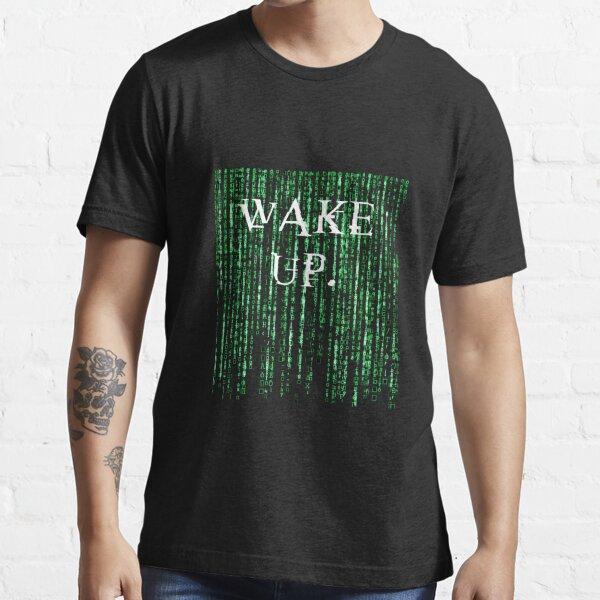 Matrix Wake up Neo T-shirt essentiel