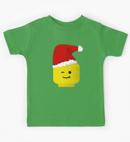 Santa Minifig by Customize My Minifig Kids Clothes