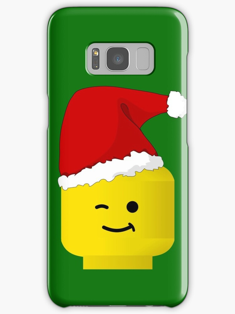 Santa Minifig by Customize My Minifig by Customize My Minifig