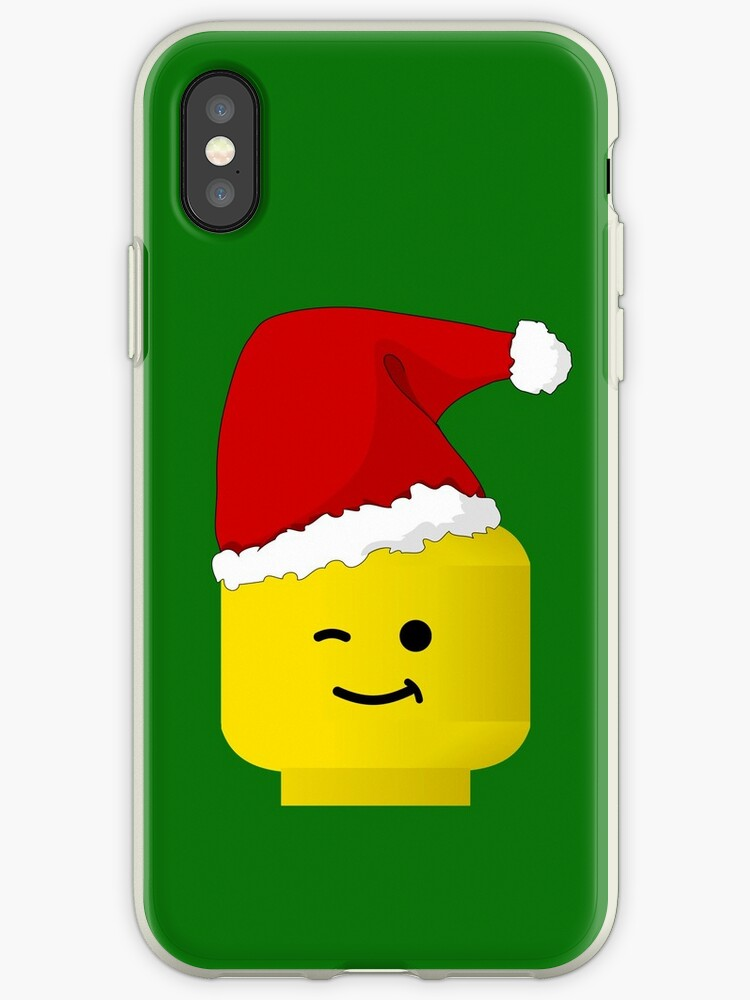 Santa Minifig by Customize My Minifig by ChilleeW