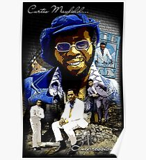 "Curtis Mayfield ""Impressions"" Shirt Poster"