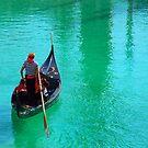 Gondola Ride by aaronarroy