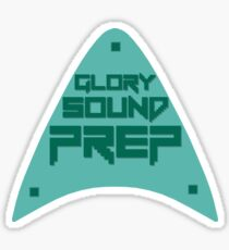 Glory Sound Prep Logo Sticker