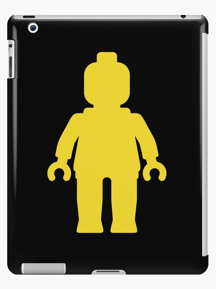 Minifig [Yellow]  by ChilleeW