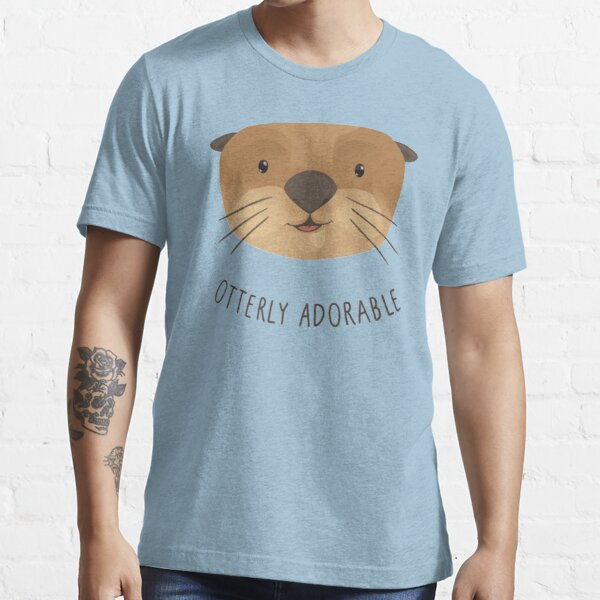 Otterly Adorable Essential T-Shirt