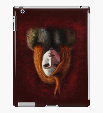 I Am The Night iPad Case/Skin