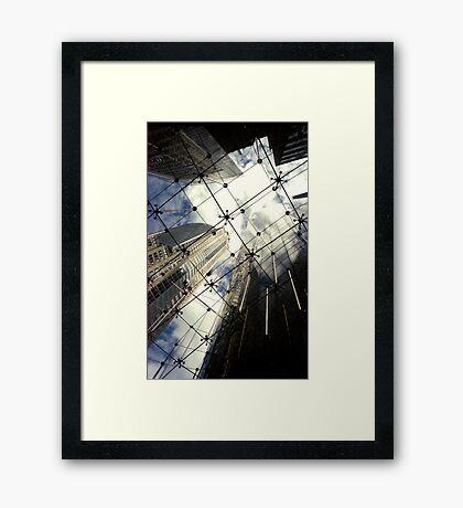 Reach for the Sky #3 Framed Print