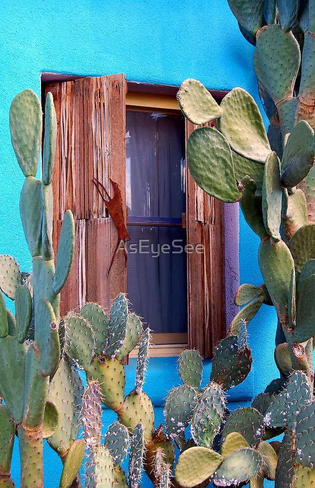 Desert View by AsEyeSee