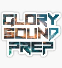 Glory Sound Prep Album  Sticker