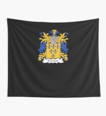 Farnese Coat of Arms - Family Crest Shirt Wall Tapestry