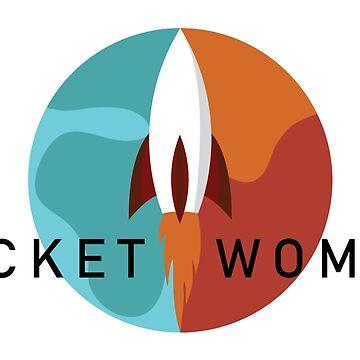 Rocket Women - Original Logo by RocketWomen