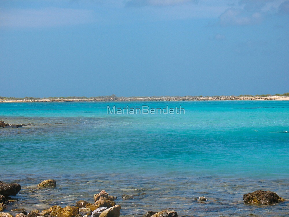 Blue Island Rush by MarianBendeth