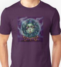 Woman in Crystal Ball  Unisex T-Shirt