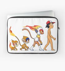 the real evolution Laptop Sleeve