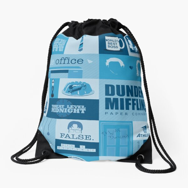 The Office Drawstring Bag