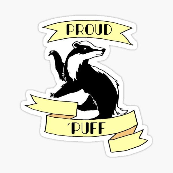 Proud 'Puff! Sticker
