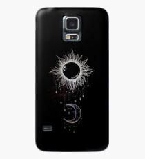My Moon, My Sun and Stars Case/Skin for Samsung Galaxy