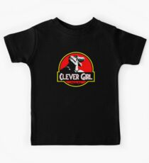 Clever Girl II Kids T-Shirt