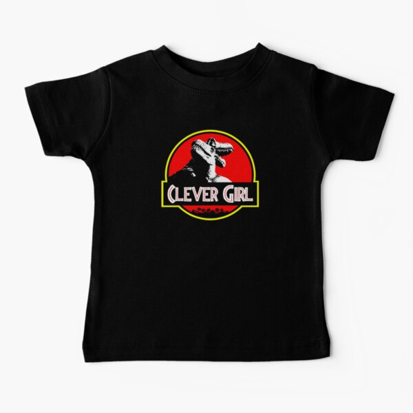 Clever Girl II Baby T-Shirt