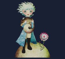 Wintry Little Prince T-shirt