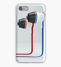 Headphone iPhone Case/Skin