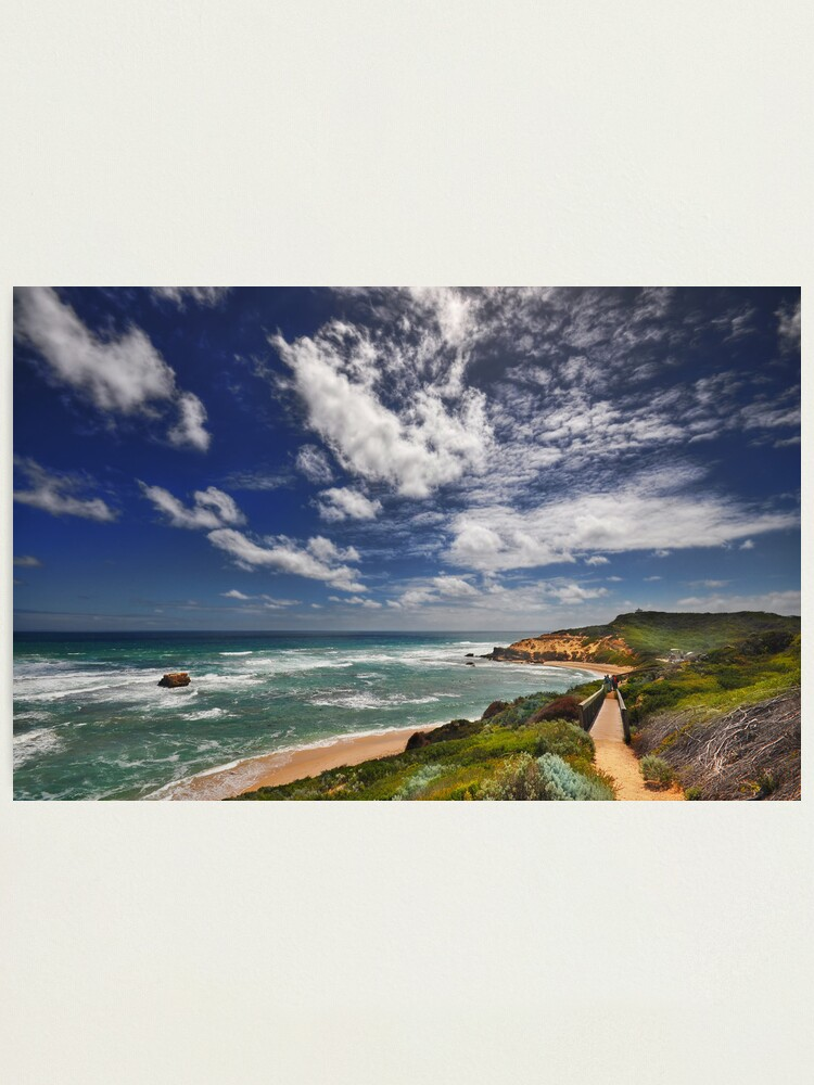 Alternate view of Sorrento Back Beach Photographic Print