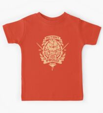 Mutant and Proud! (Raph) Kids Tee