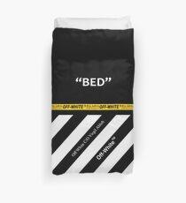 Off White Bed Cover Full White Stripes Duvet Cover