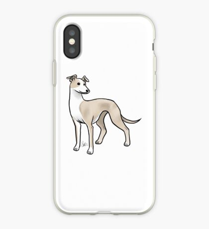 Whippet iPhone Case