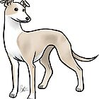 Whippet by Jennifer Stolzer