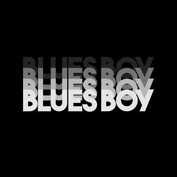 Blues Boy by crunchyparadise