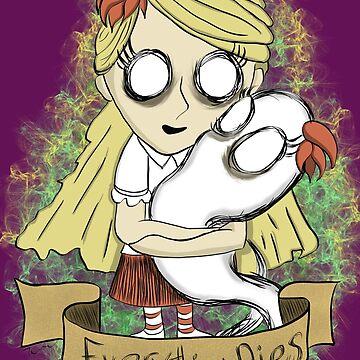 Wendy, Don't starve by Cheezwiz