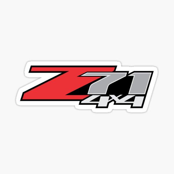 Z71 4X4 Sticker