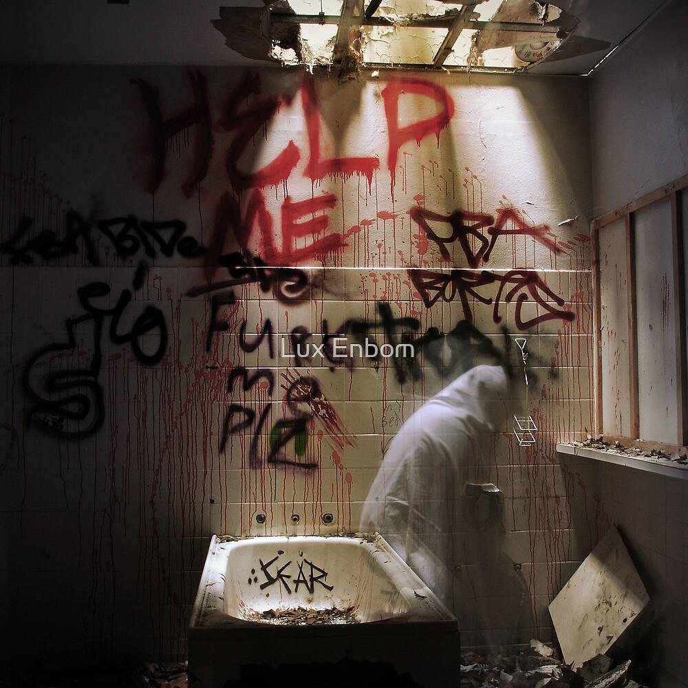 I don't want a bath by Lux Enbom