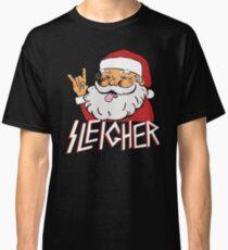 Santa Sleigher Classic T-Shirt