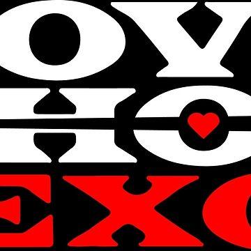 EXO - Love Shot de amiar15