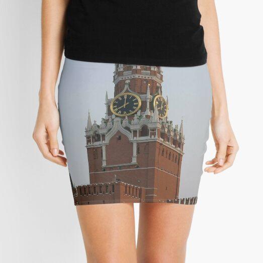 Spasskaya Tower, Moscow Kremlin #Spasskaya #Tower #Moscow #Kremlin #SpasskayaTower #MoscowKremlin Mini Skirt