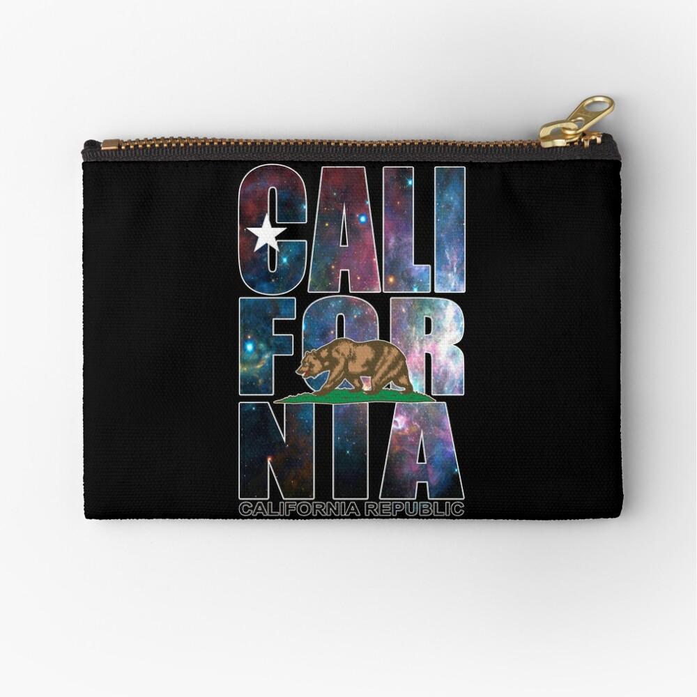 California Republic Galaxy  Zipper Pouch
