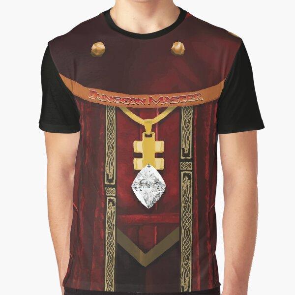 Dungeon Adventurewear: Dungeon Master Graphic T-Shirt