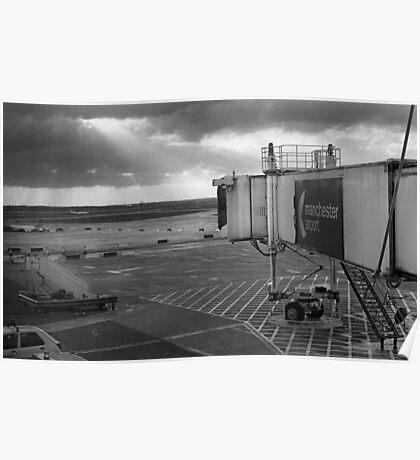 Airport Do Do De Do De dooo Poster