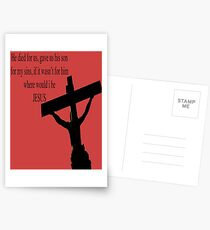 Salvation Postcards