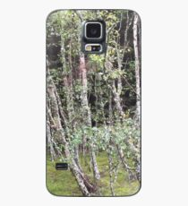 Forest near Loch Ness Case/Skin for Samsung Galaxy
