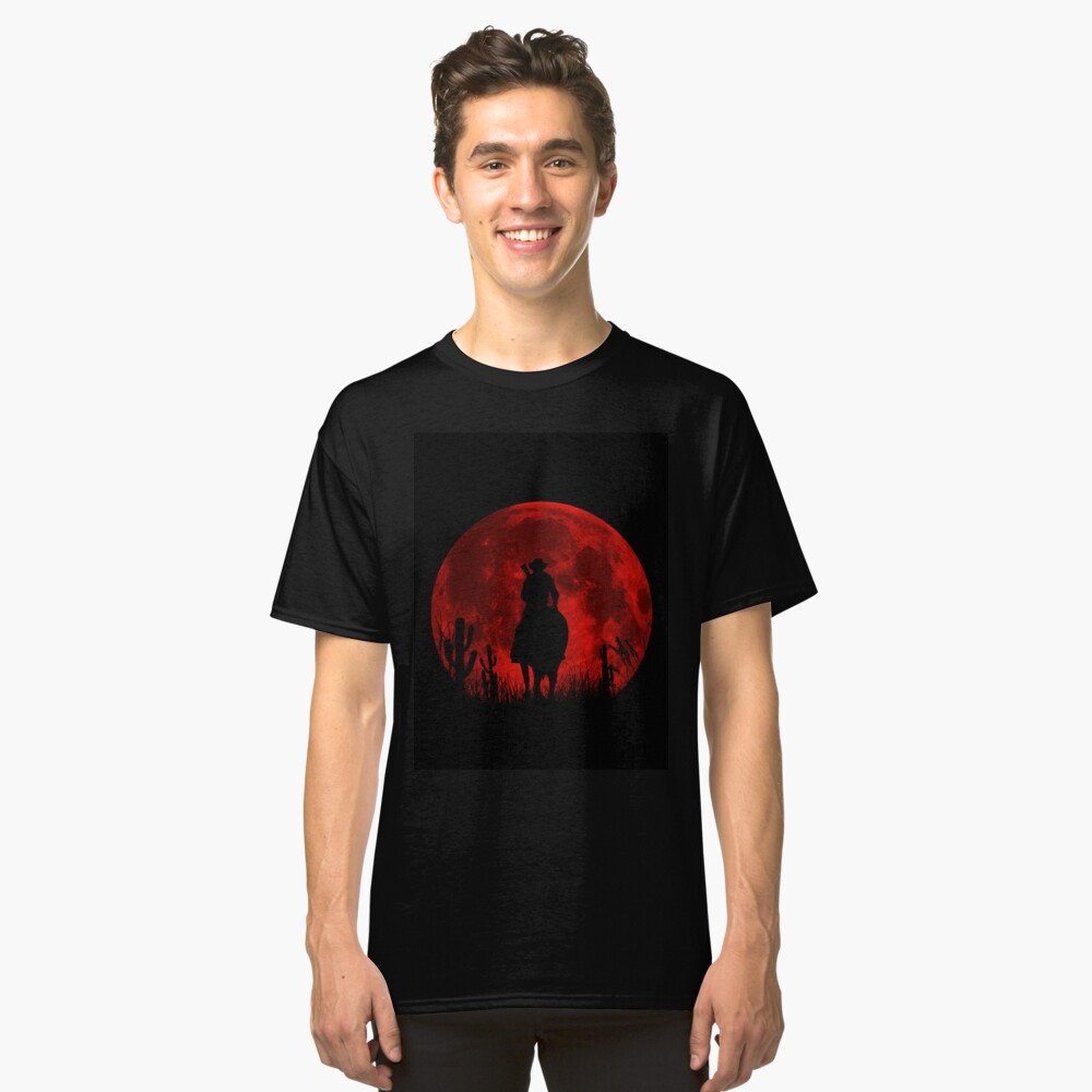 Red Dead Redemption 2 Classic T-Shirt