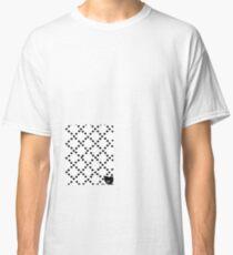 Blk little heart  Classic T-Shirt